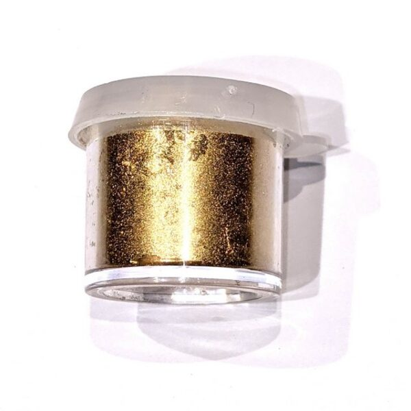Empty Pop-top Jar for Metallic Powder or glitter