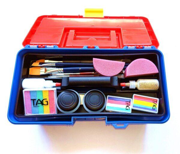 Face Paint Carry Case