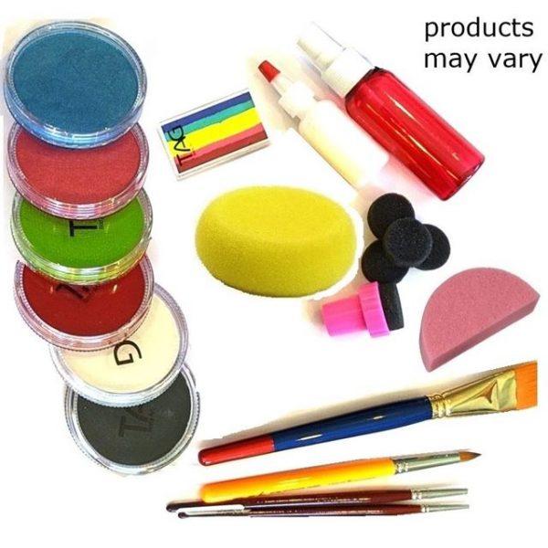 MINI Face Painting Kit
