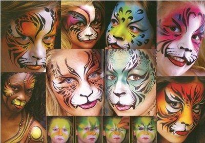 Face Paint World Buy Face Painting Supplies Online Australia